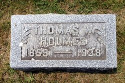 Thomas W. Holmes