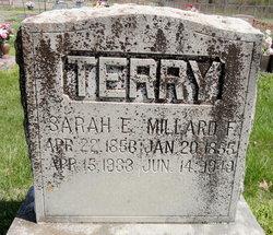 Sarah Ellen <I>Morlan</I> Terry