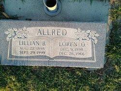 Lillian Odessa <I>Balle</I> Allred