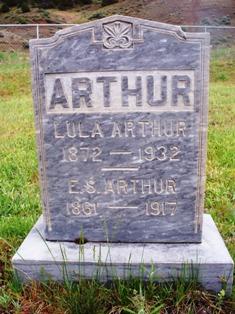 "Luella A ""Lula"" <I>Pratt</I> Arthur"