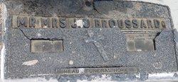 Jules Ovide <I>Landry</I> Broussard