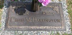 Dicie Mae <I>Spradlin</I> Harrington