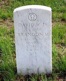 Brandon M Fike
