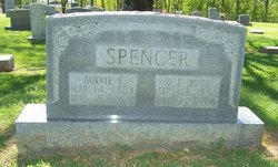 "George Fleming ""Buck"" Spencer"