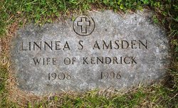 Linnea <I>Svenson</I> Amsden