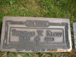 Thomas William Klopp