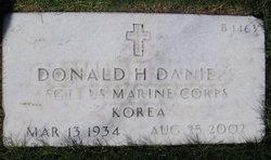 Donald Howard Daniels