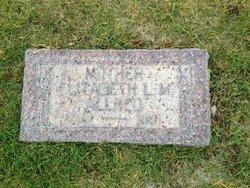 Elizabeth L <I>Morgan</I> Allred