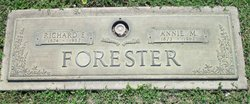 Annie Maria <I>Forester</I> Forester