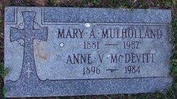Anne V. McDevitt