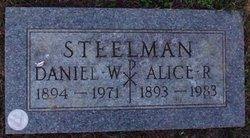 Alice R. Steelman