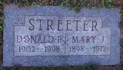 Mary J. Streeter