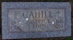 Joseph F. Cahill