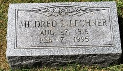 Mildred L. Lechner