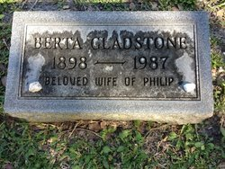 Berta Gladstone