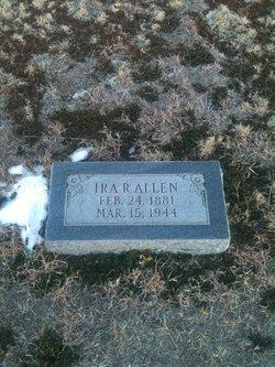 Ira R Allen