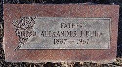 Alexander J Duha
