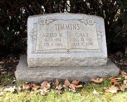 Edna Bessie <I>Parker</I> Timmins