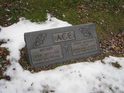 Jennie <I>Richards</I> Ace