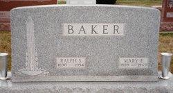 Mary Elsie <I>Goff</I> Baker