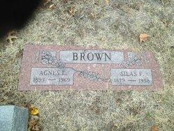 Agnes L Brown
