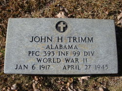 John Hamilton Trimm