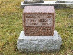 Maggie <I>Meily</I> Kettering