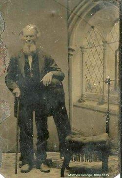 Mathew Edward George