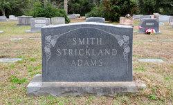 Edith Claire <I>Smith</I> Adams