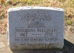 Philabena <I>Mayer</I> Beechler