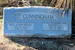 Lenora Remaline <I>Epperson</I> Cunningham