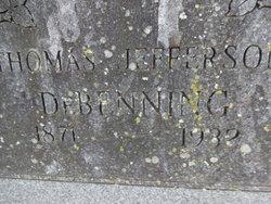 Thomas Jefferson DeBenning
