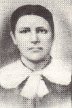 Mrs Oline Augusta <I>Hove</I> Silverness