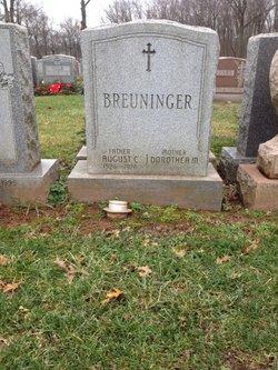 August C. Breuninger