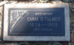 Emma Olivia <I>Stark</I> Fulmer