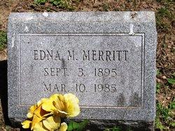 Edna M. Merritt