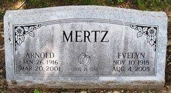 Arnold Mertz