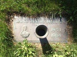Jane Marie McLean