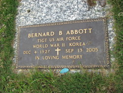 Bernard Blane Abbott
