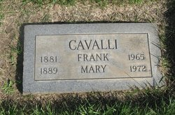 Frank G Cavalli