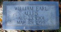 William Earl Allen
