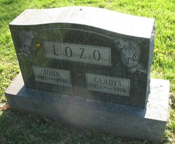 Gladys <I>Harrington</I> Lozo