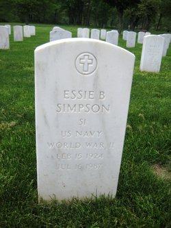 Essie B Simpson