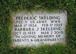Frederic Skelding