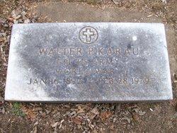 Walter P. Karau