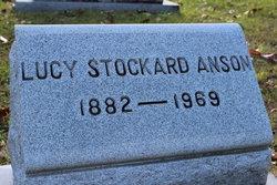 Lucy <I>Stockard</I> Anson