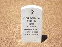 Gordon W Bibb, Jr