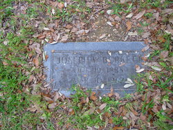 Joseph Washington Burkett