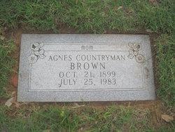 Agnes <I>O'Neal</I> Brown