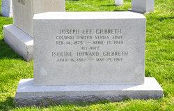 "Marie Isoline ""Isoline"" <I>Howard</I> Gilbreth"